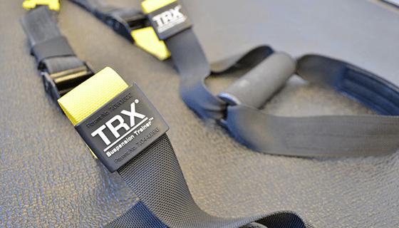 今話題のTRXを導入